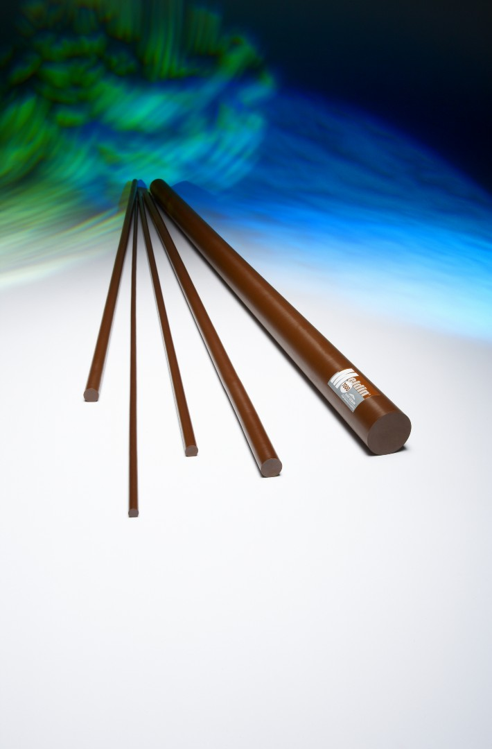 Polyimide Rods