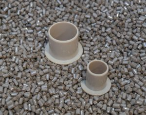 CoPEEK Granules Powder and finished Parts