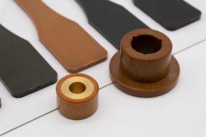 AURUM thermoplastic polyimide bieglo